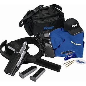 Sig Sauer X-Five Allround Champions Package 9x19