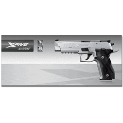 Sig Sauer X-Five Allround 9mm x 19
