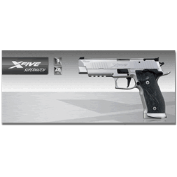 Sig Sauer X-Five Supermatch 9mm x 19