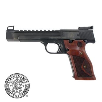 S&W Performance Center Modell 41 .22lr 5,5""