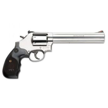"SMITH & WESSON 686 PLUS DLX 7"" .357"