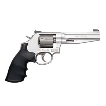 "S&W Pro Series 986 9mm 5"" 7 skudds"""
