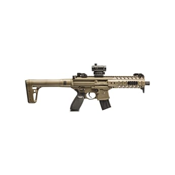 Sig Sauer ASP MPX 4.5mm FDE Red-Dot