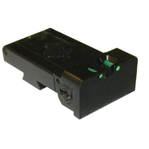 DP Fiber Optic Ins. Adj.Rear Sight with .115 Notch