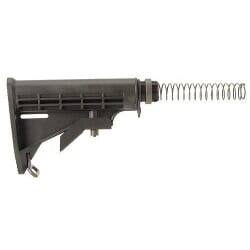 AR-15/M4 Collapsible Buttstock Kit 6-pos