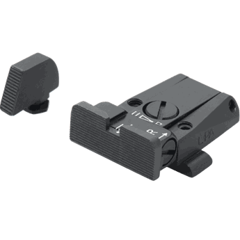 LPA Glock Adjustable Sight Set SPR36GL07