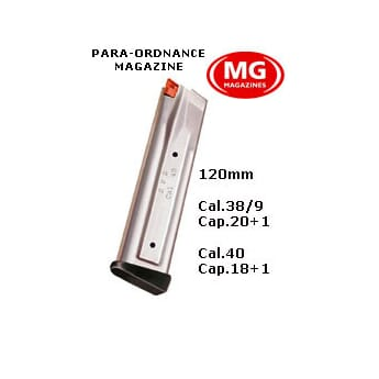 SPS Magasin for Para 120mm MG120