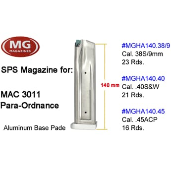SPS Magasin for Para 140mm MG140