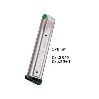 SPS Magasin 170mm MH170.9/38
