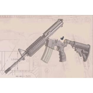 DPMS Accurizing Wedge AR-15