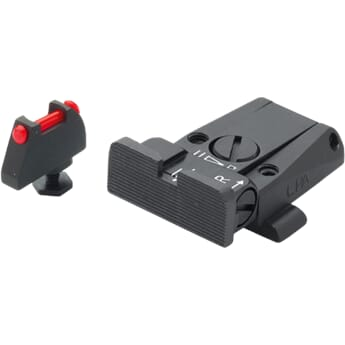 LPA Glock Adjustable Sight Set SPR36GL7F