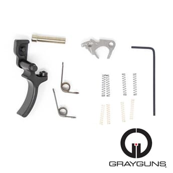 GRAY GUNS P320 Competition Trigger System Adj. Hybrid Trigge