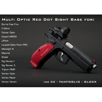 TONI Multi Optic Red Dot Sight Base