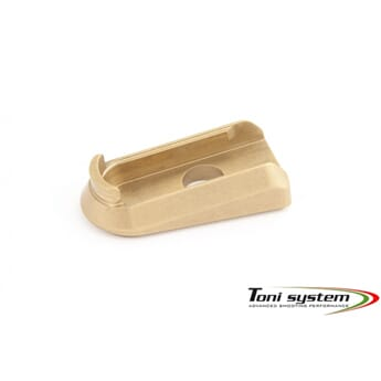 TONI Basepad 1911 Metalform DP NO-GAP Brass